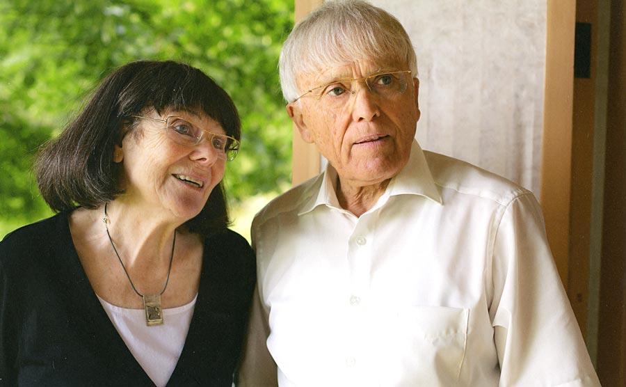 Reiner und Elisabeth Kunze